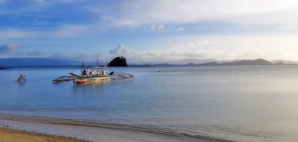 Palawan boat tours