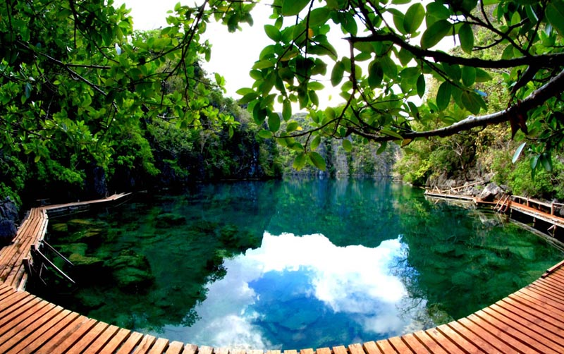 Coron Palawan excursion