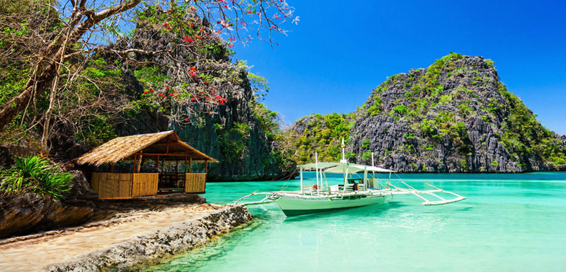 Coron Palawan tour