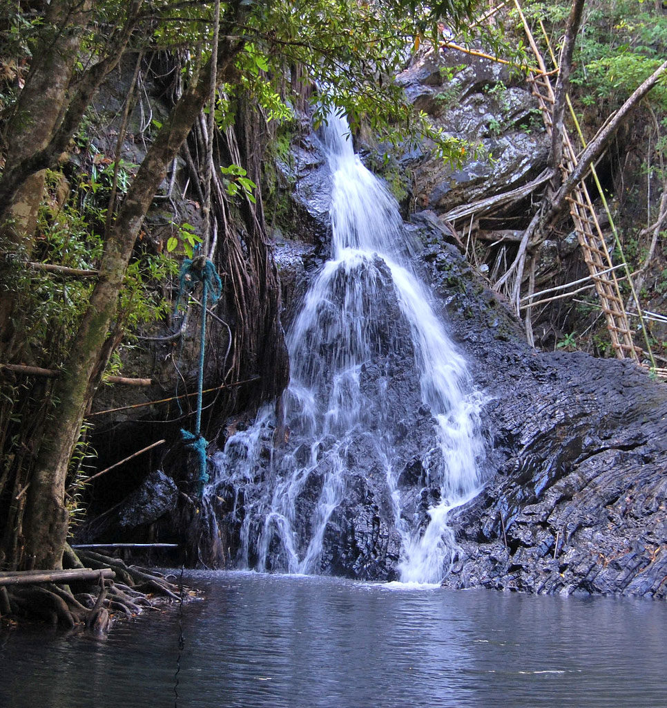 Palawan waterfalls