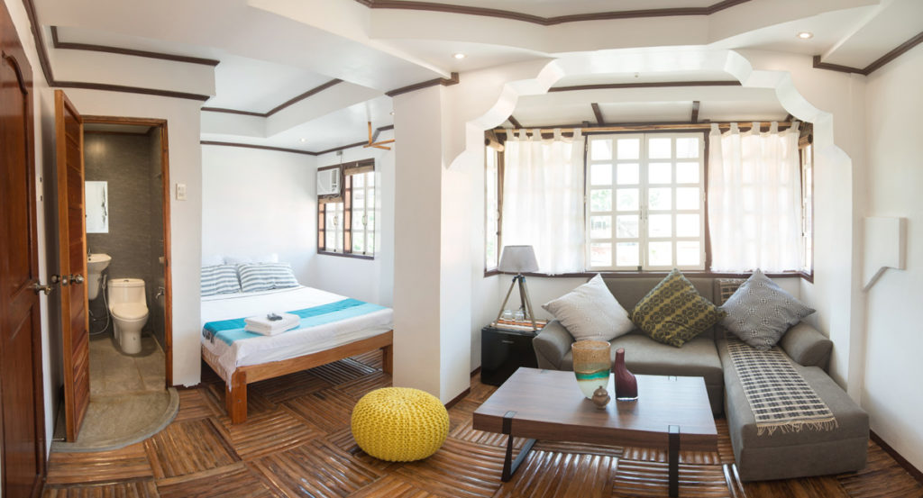 MARINA 4ROOMS, your hotel in San Vicente Palawan